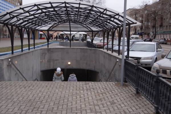 В центре Воронежа переходить дорогу станет безопаснее