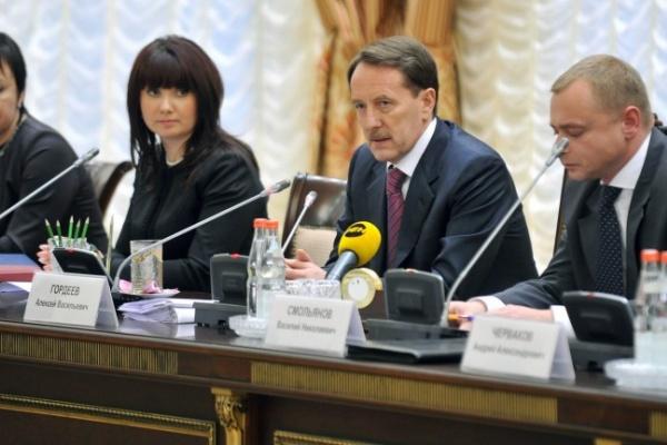 Губернатор Гордеев о проблемах и достижениях Воронежской области