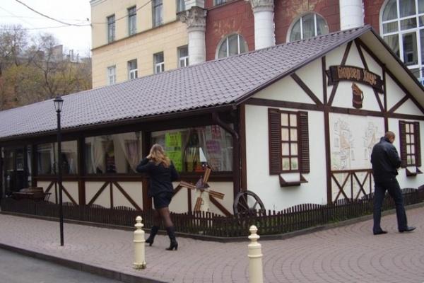 Воронежские пожарные пошли по ресторанам и кафе с проверками