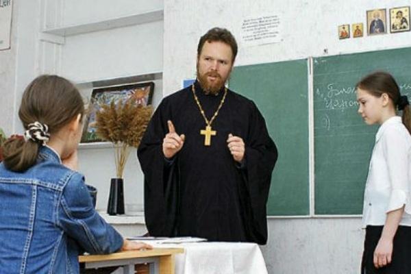В школах Воронежа будут преподавать религию с 1 апреля