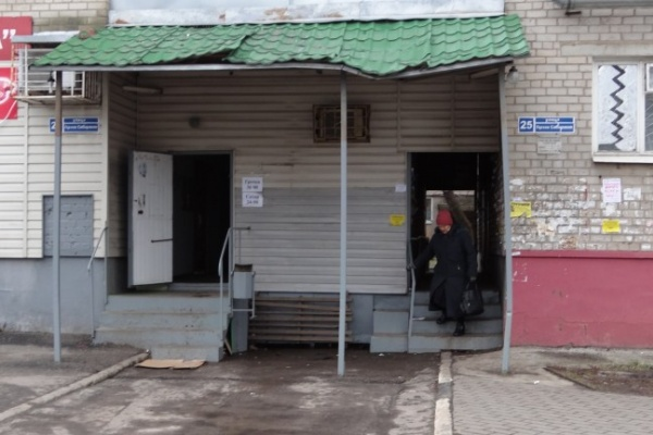 В Воронеже будет снесено самовольное строение
