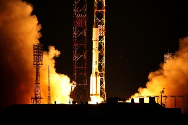 Ракета с воронежскими двигателями вывела в космос китайский спутник