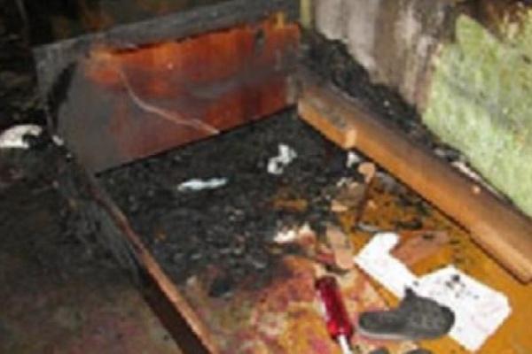 В Воронежской области снова из-за курения в постели сгорел мужчина