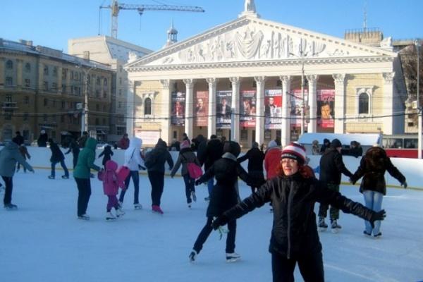 Ледниковый период теперь и в Воронеже