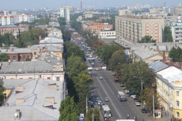 В Воронеже на ночь перекроют улицу Пушкинская