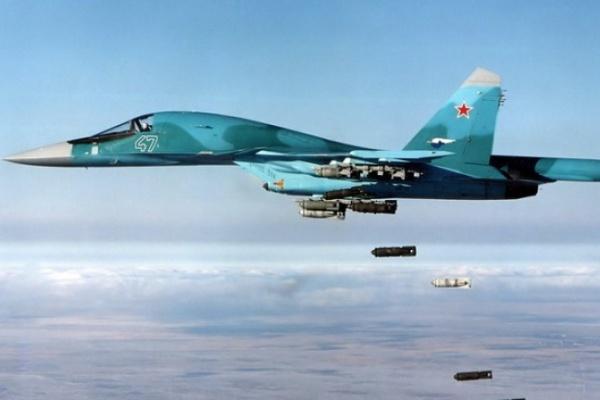 В Воронеж летят еще два СУ-34