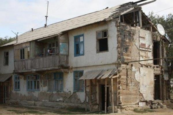 В Воронеже снесут аварийные дома