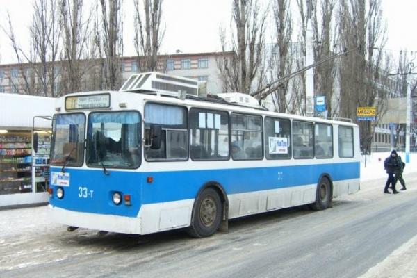 В Воронеже меняется движение городского транспорта