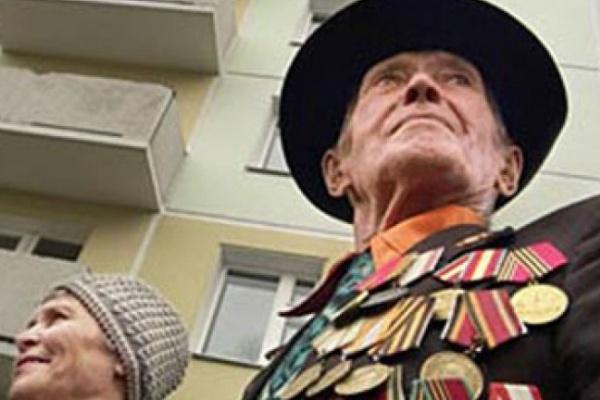 909 ветеранов войны в Воронежской области нуждаются в квартирах