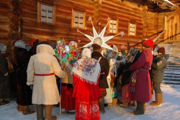 В Воронежской области колядки закончились ограблением