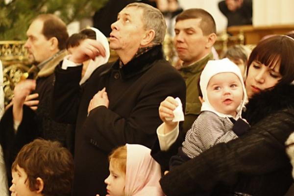 Воронежцы тянутся к Богу