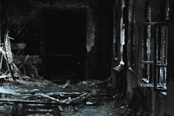 Труп на пепелище обнаружен в Воронежской области