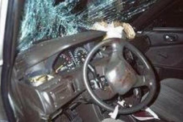 Высокопоставленный воронежский полицейский попал в аварию