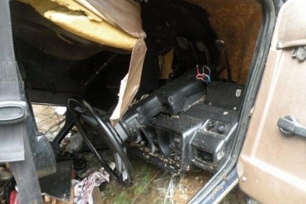 В ДТП в Воронежской области погиб 10-месячный ребенок