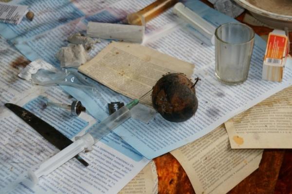 В Воронеже два кило наркотиков отобрали у молодежи