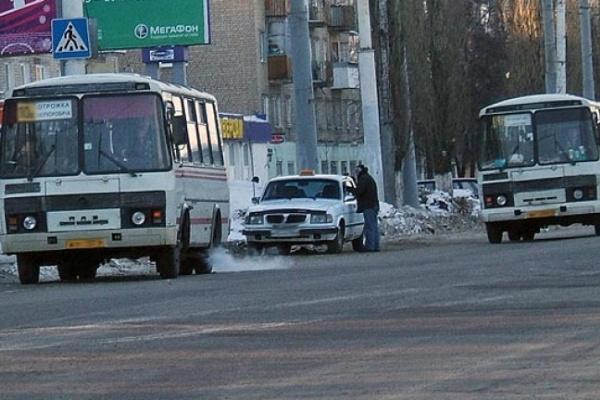 Перевозчики города Воронежа просят губернатора разобраться в конфликтной ситуации