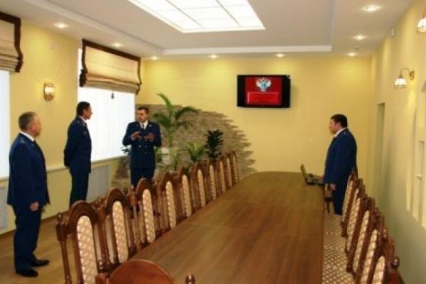 В Воронежской области улучшаются условия труда для работников прокуратуры