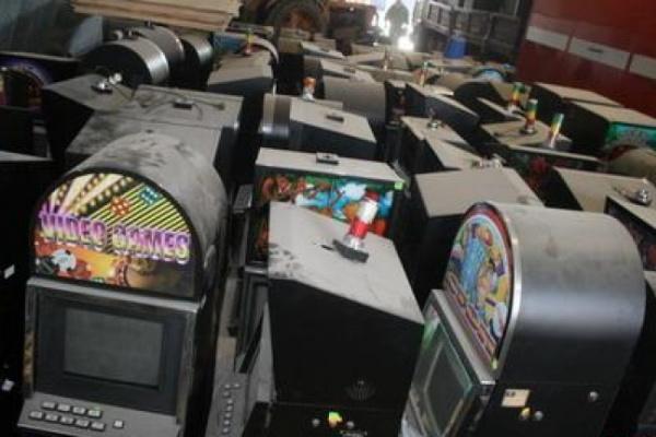 В Воронеже закрыт зал игровых автоматов