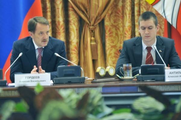 В Воронежской области сформировано новое молодежное правительство