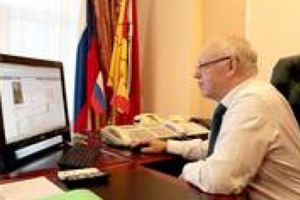 Воронежская власть стала активнее работать с интернет-аудиторией