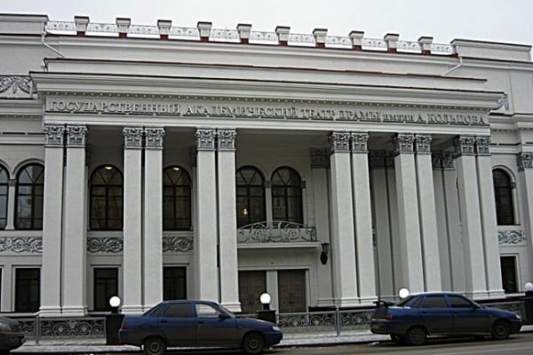Воронежский губернатор потребовал открыть драмтеатр  им. Кольцова в середине апреля