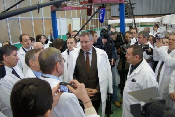 В Воронеже обсудили стратегию развития ракетно-космической отрасли