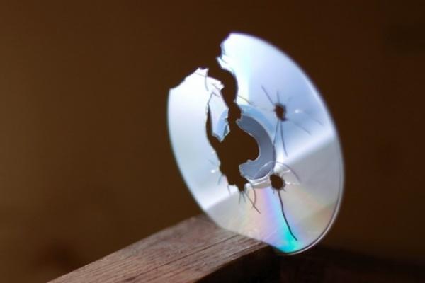 В Воронежской области изъято более 600 контрафактных дисков