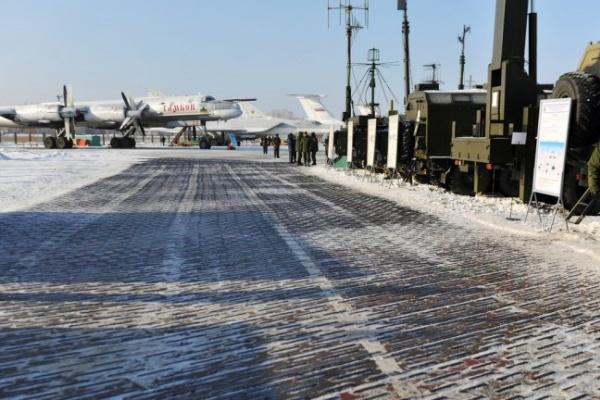 В Воронежской области продолжается создание военного кластера