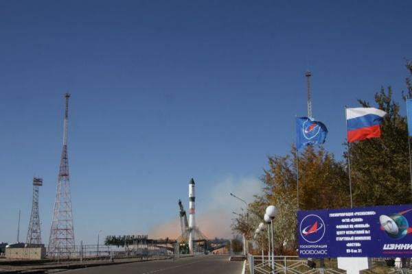 Ракета с воронежским двигателем вывела в космос «Прогресс МС-07»