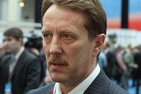 Губернатор Алексей Гордеев провел ряд рабочих встреч в Москве