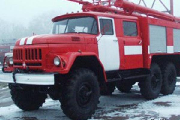 В Воронежской области добровольные пожарные дружины реально работают