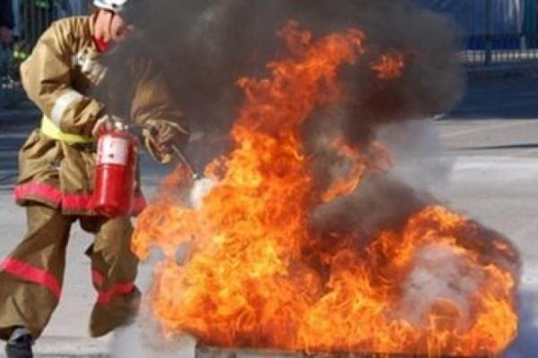 В Воронежской области продолжается формирование добровольных пожарных команд