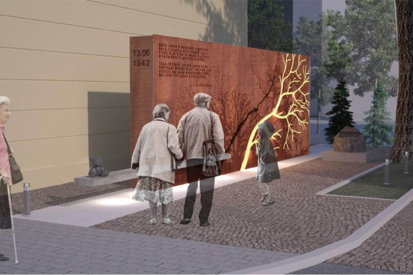 В 2020 году в Воронеже установят «Стену памяти»