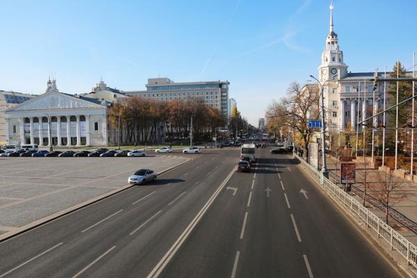 Ремонт 27 воронежских улиц обойдется в 609 млн рублей