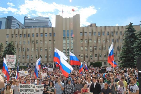 Власти региона выступили против воронежской оппозиции