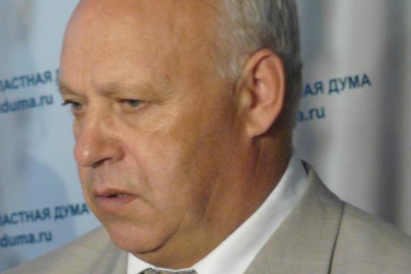 Спикер облдумы Владимир Ключников провел ряд рабочих встреч
