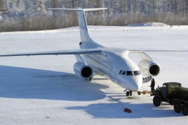 Воронежский самолет Ан-148 не долетел  до Москвы из-за отказа автопилота