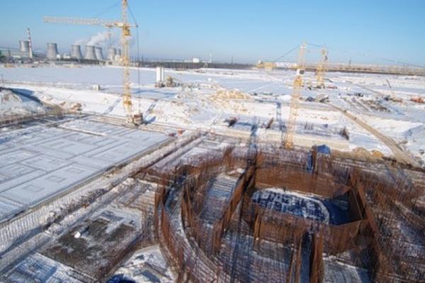 Генподрядчик строительства Нововоронежской АЭС-2 решился на монтаж купола реакторного здания