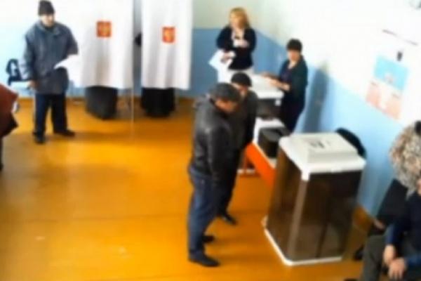 Главным ЧП на выборах президента в Воронежской области стал секс на избирательном участке