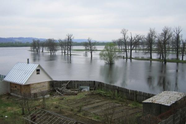 В Воронежской области в зоне паводка этой весной могут оказаться более 2,5 тысяч человек