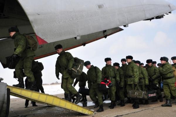 Полк ВВС вылетел из Воронежа для участия в параде Победы