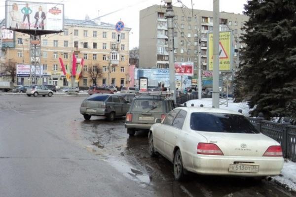 Мэрия: Эвакуаторы в центре Воронежа начнут работать на следующей неделе