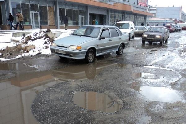 В Воронежской области составят жёсткий график ремонта дорог