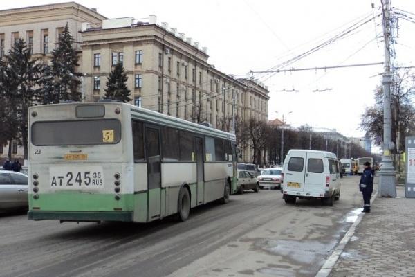 В Воронеже стоимость проезда вырастет до 12 рублей