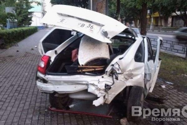 Капитана полиции, разбившего на своём авто три машины, уволили из органов