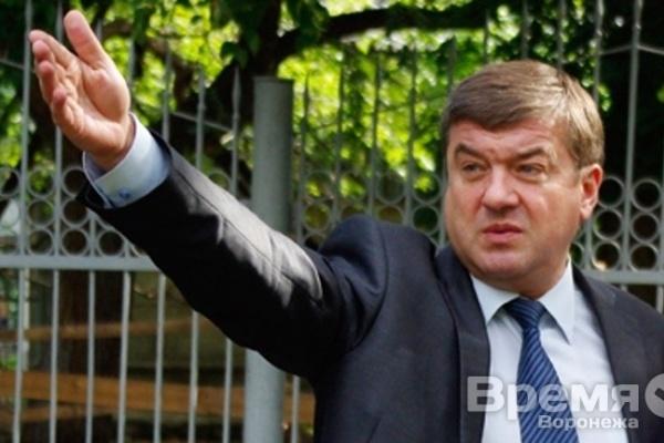 Каждый четвёртый воронежец доверяет мэру Сергею Колиуху