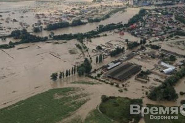 Воронежские спасатели открыли «горячую линию» в связи с наводнением в Краснодарском крае