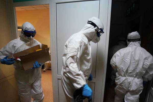 В Воронежской области коронавирус обнаружен еще у 226 человек