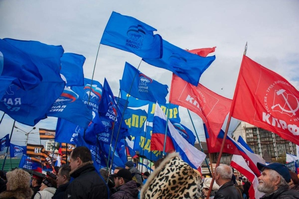 Удивляет, что незовут впредвыборную команду будущего кандидата отКремля— Данилин