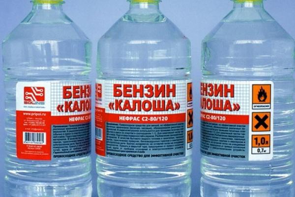 Воронежцам предложат акцизный коктейль из спирта и бензина